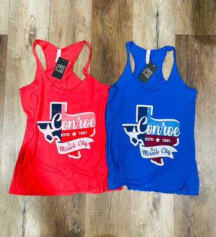 Miracle City Women's & Youth Tank [2 Colors]