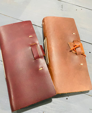 Porter Leather Journal [2 Colors]