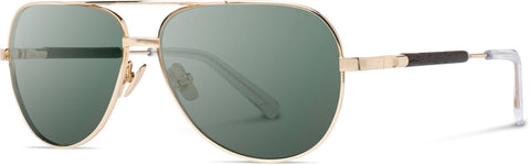 Redmond Titanium Aviator Sunglasses with Polarized Lens