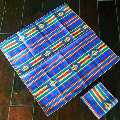 Southwest Blanket Bright-Bandana