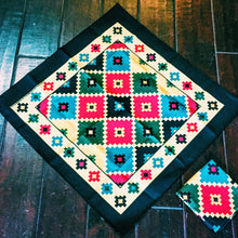 Load image into Gallery viewer, Bandanna, Made in the USA, Southwest, Handkerchief, pocket square,
