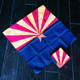 Arizona, Bandanna, Headband, Sun, pocket square, handkerchief, summer