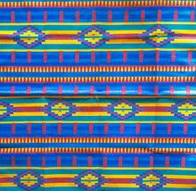 Load image into Gallery viewer, Bright Southwest Blanket Bandana