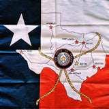 Texas On My Mind-Bandana