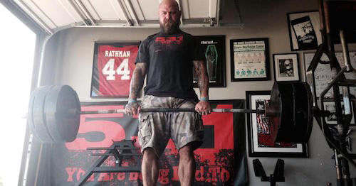 Jim Wendler and CNBC