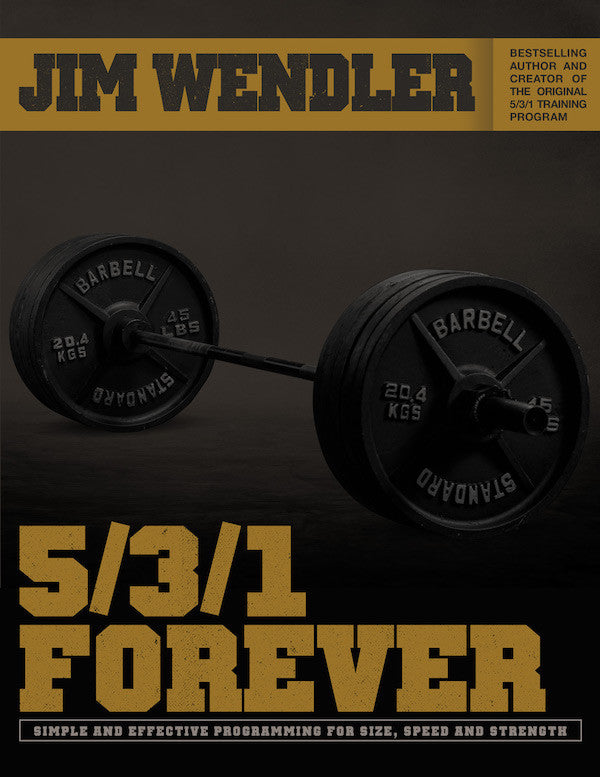 5/3/1 Forever: Contents & Excerpt on Supplemental Lifts