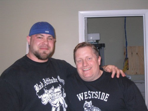 Jim Wendler and Chris Young
