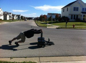 Three Prowler Workouts