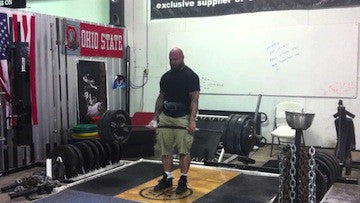Jim Wendler Deadlifting