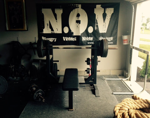 Home Gym - jimwendler.com Blog