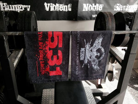 NOV and 531 Gym Towels by Jim Wendler
