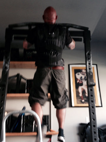 Jim Wendler Chin Up