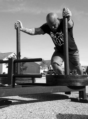 Wendler pushing prowler