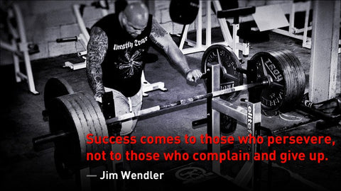 Jim Wendler Bench Press/ Jim Wendler Quote