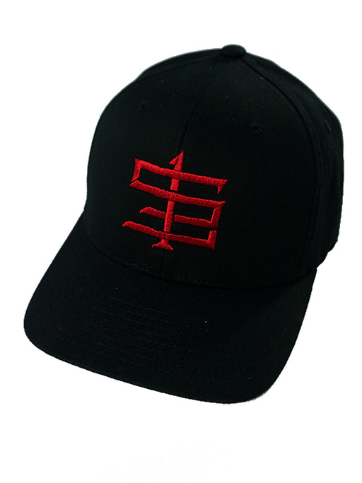 5/3/1 Monogram Hat - Black/Red