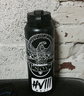 NOV Eagle Die Cut Decal - JimWendler.com