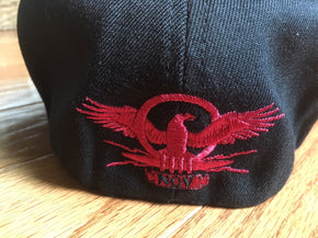 N.O.V. Fitted Hat - JimWendler.com