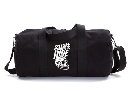 Run & Hide Duffle Bag - JimWendler.com