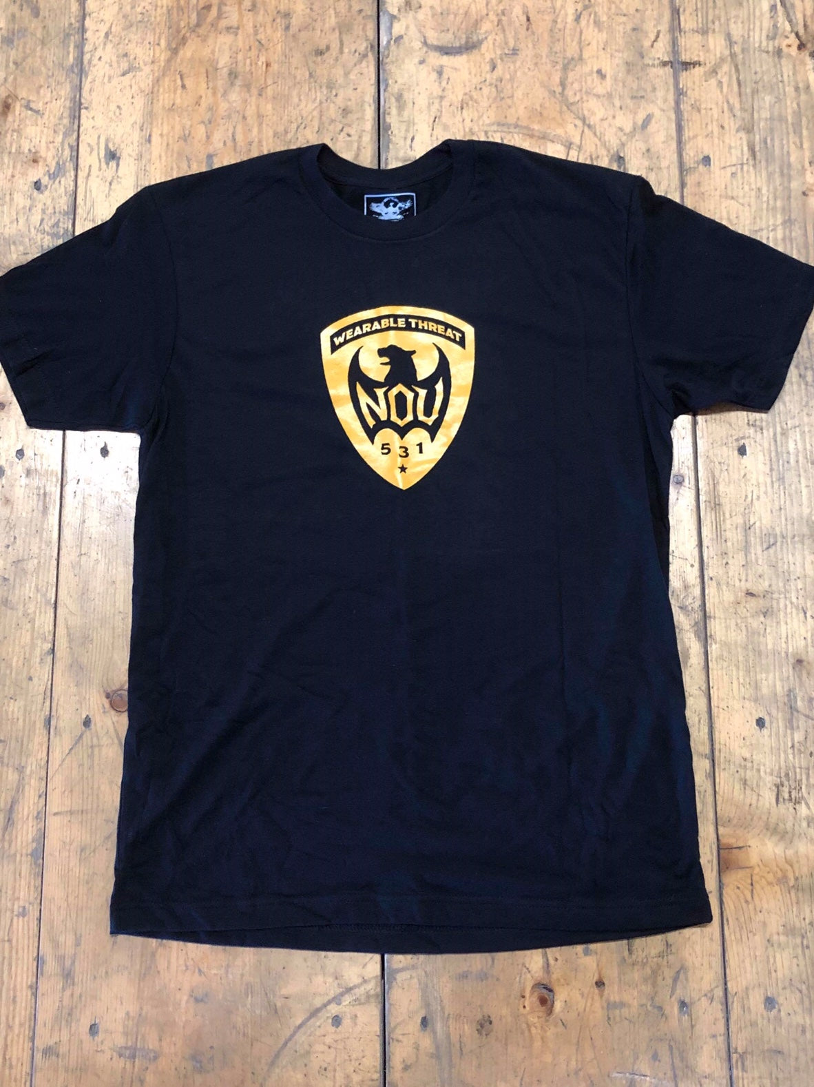 N.O.V. Shield Shirt - JimWendler.com