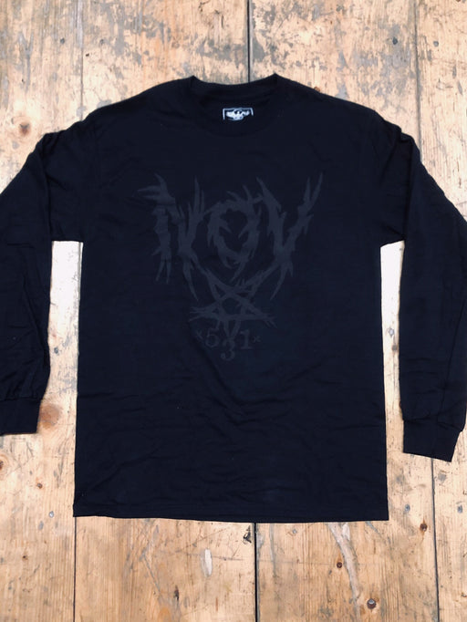 N.O.V. Black Metal Long Sleeve - JimWendler.com