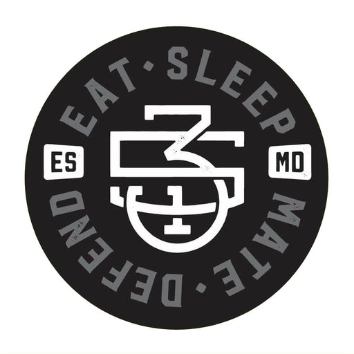 E.S.M.D. Window Decal - JimWendler.com