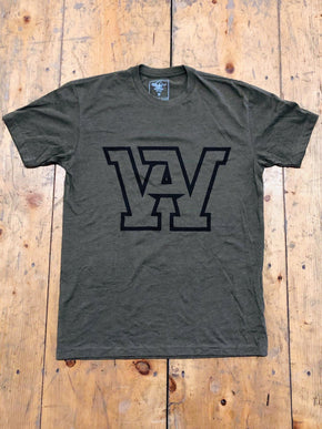 Wendler Athletic - Army Green - JimWendler.com