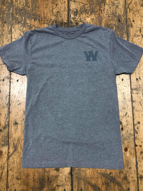 WA Grey on Grey Shirt