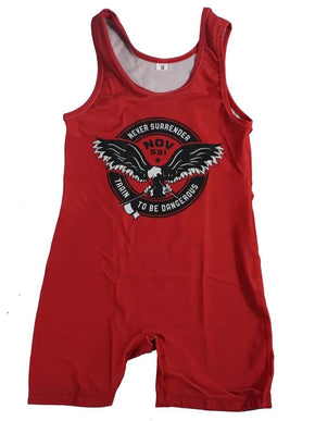 Never Surrender Singlet