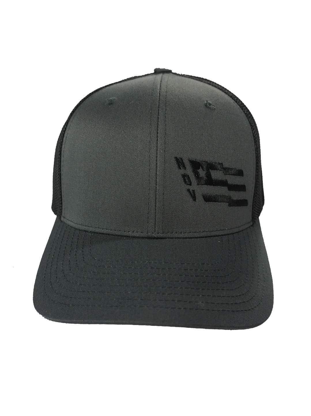 NOV Trucker - Grey/Black