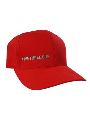 Red Five Three One Hat