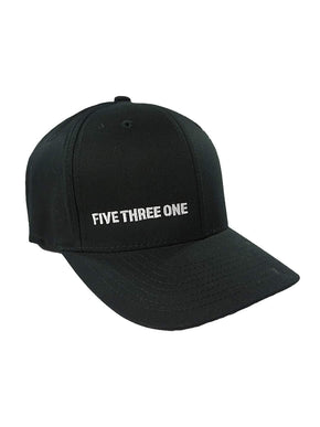 Black Five Three One Hat