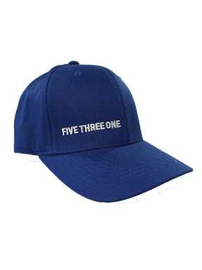 Blue Five Three One Hat