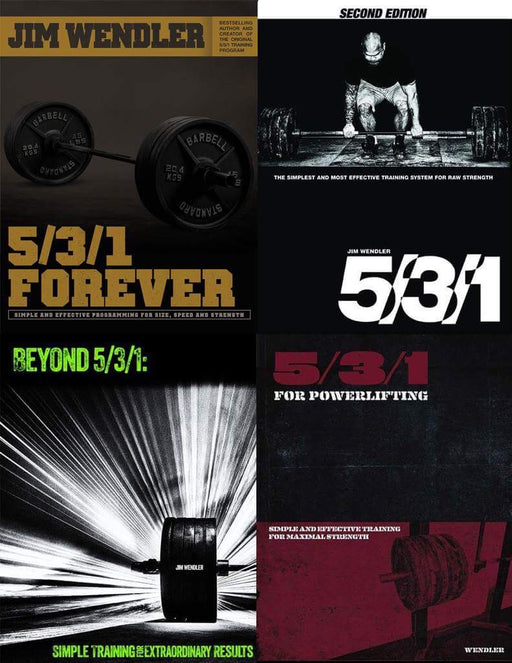 Strength Training Books & Programs | Jim Wendler