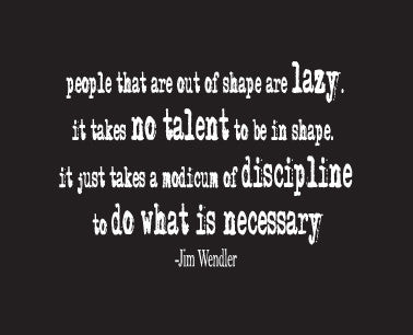 Do What Is Necessary Magnet - JimWendler.com