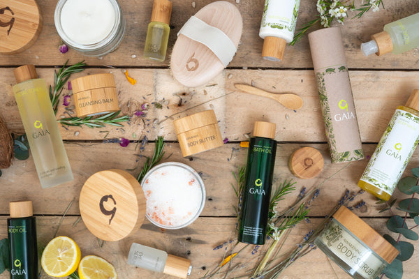 Four Gaia Skincare products shortlisted in the FreeFrom Skincare Awards 2019