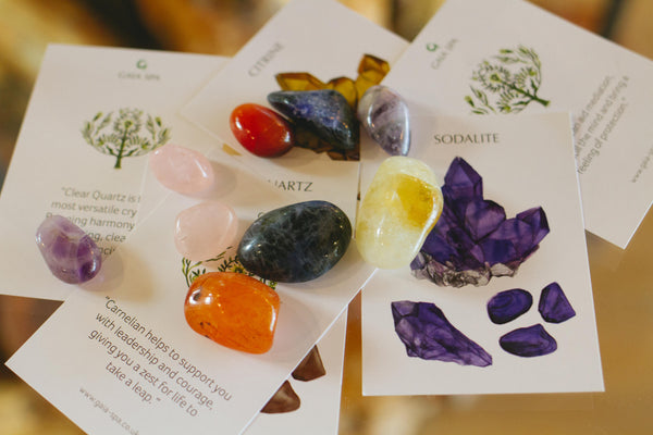 Do you believe in crystal healing?