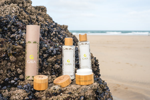 Gaia Skincare launches at Fistral Beach Hotel and Spa in Newquay