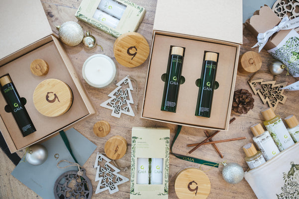 A natural Christmas; our guide to Gaia gifting