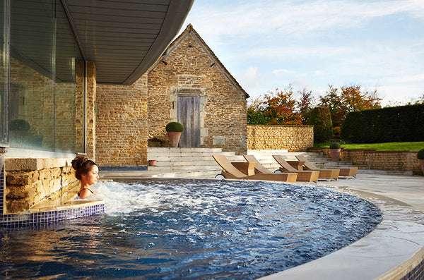 Gaia partners with luxury manor house hotel & spa in the Cotswolds