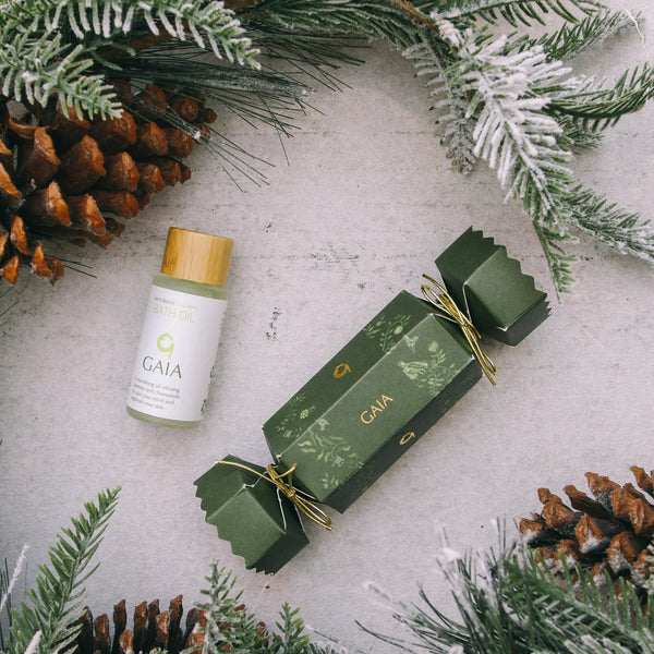 The Christmas Cracker | Awakening Bath Oil