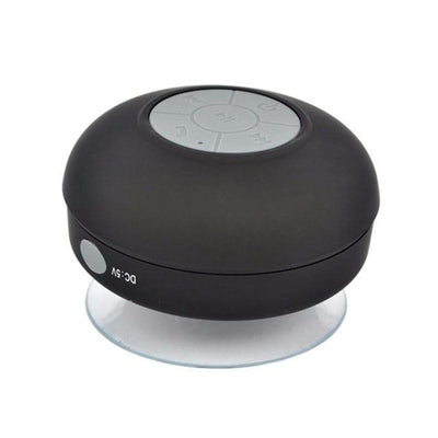 TrendCabin Black Bluetooth Shower Speaker
