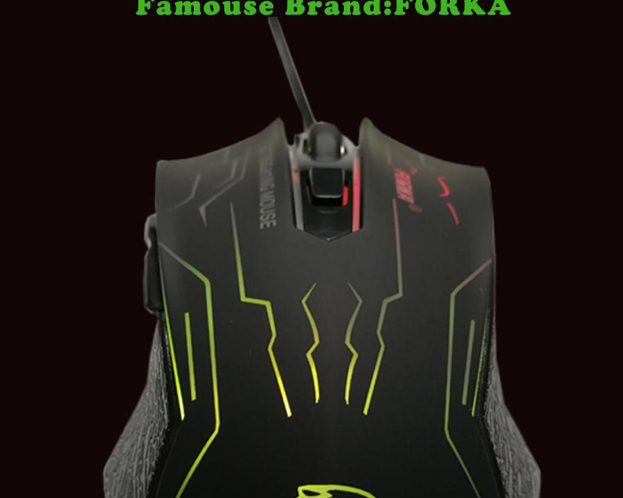 TrendCabin Swty-Chroma LED Gaming Mouse