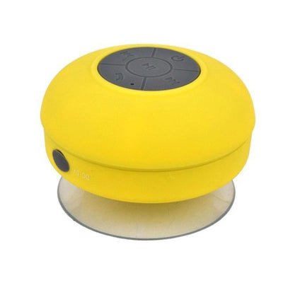 TrendCabin Yellow Bluetooth Shower Speaker