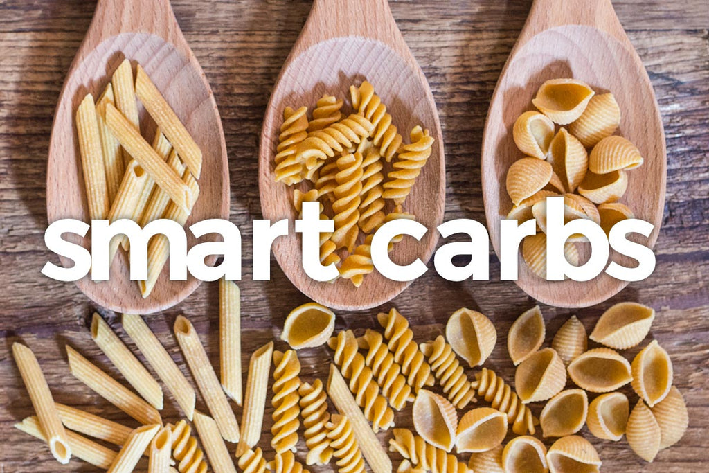 Smart Carbs are the Healthy Trend for 2017