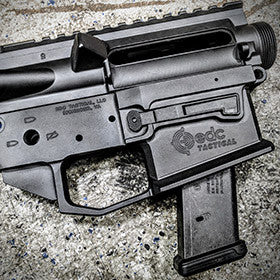 EDC-9 9mm Upper Lower Combo for Glock Mags