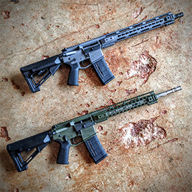 EDC Tactical THE GENERAL and THE CAPITOL AR-15 Rifle