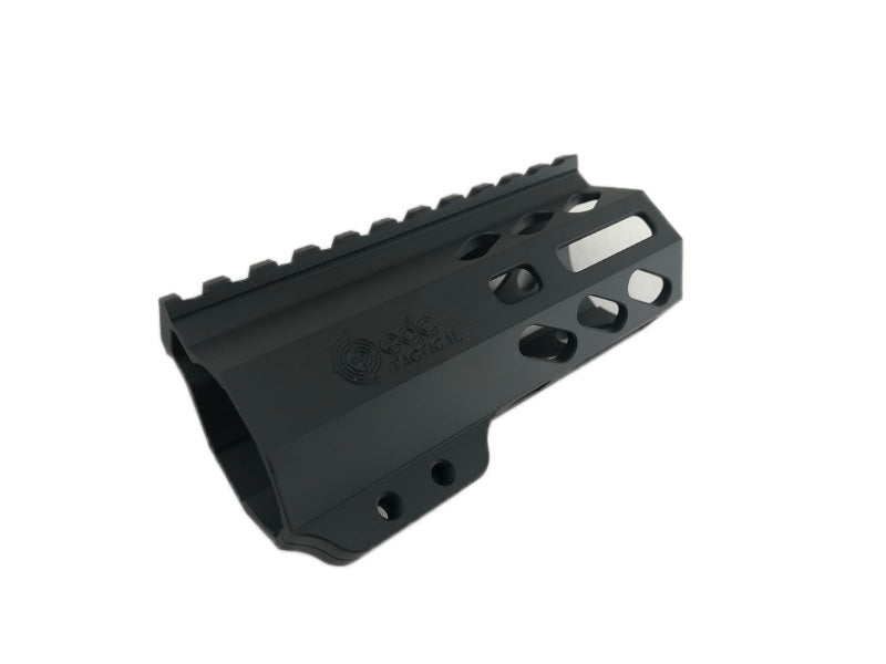 EDC Tactical - Lightweight MLOK Handguard / Rail - 4.5in Passenger Side - SNIPER GREY CERAKOTE