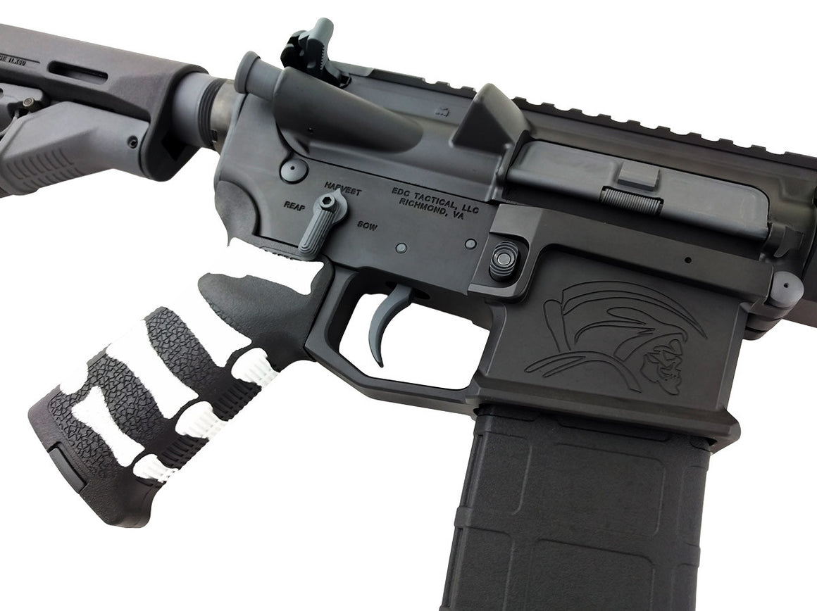 THE REAPER AR-15 Rifle Passenger Side - Custom Shop One-Of-A-Kind