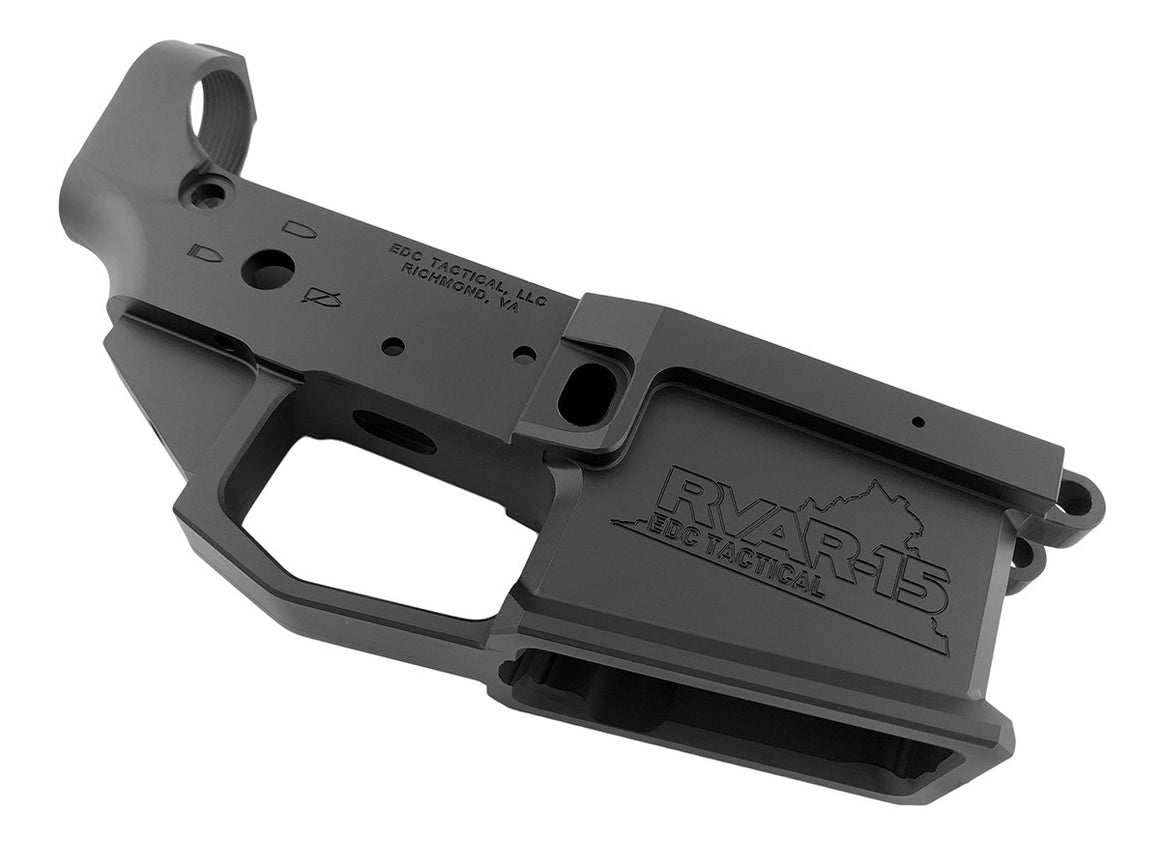 RVAR-15 AR-15 Lower Receiver - Billet