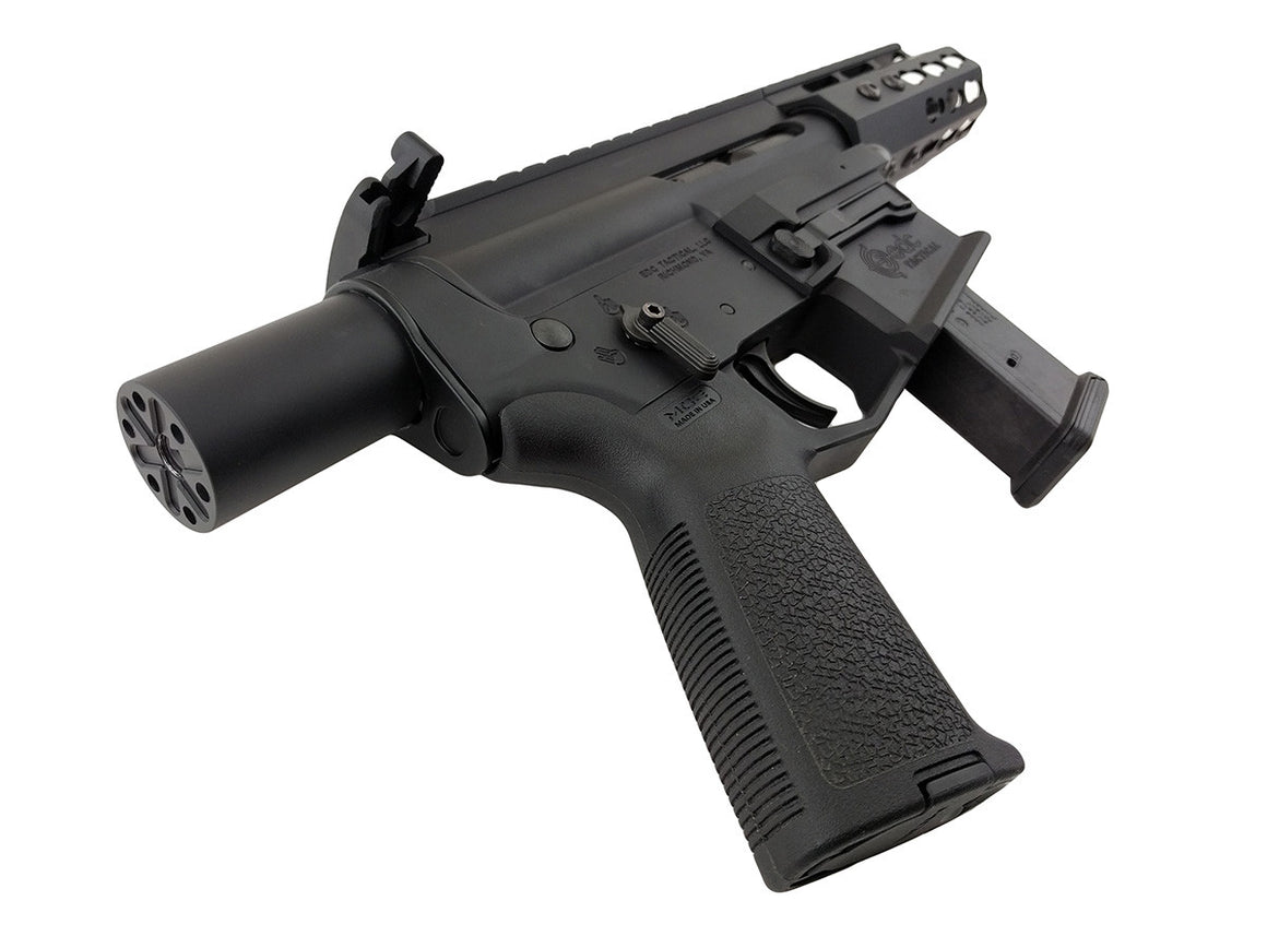 EDC Tactical SAF 9mm Pistol Passenger Side